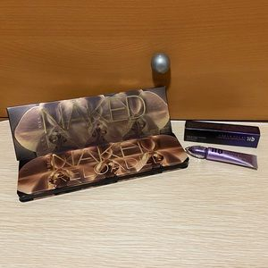 Urban Decay Naked Reloaded and Primer Potion